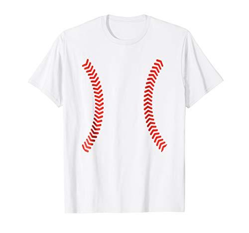 Baseball Halloween Costume T-shirt