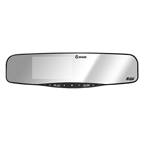 DOD TECH RX8W RX DOD Rearview Mirror Dash Camera - 5Hz GPS