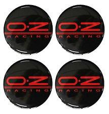 Oz Racing & # x2605; 4 pieza & # x2605; 60 mm Pegatinas Emblema