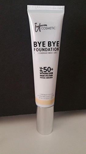 It Cosmetics BYE BYE FOUNDATION SPF 50 1.014oz LIGHT