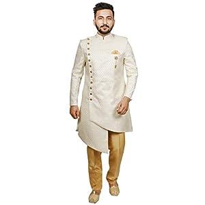 SG RAJASAHAB Sherwani set For Men (UP-12975)