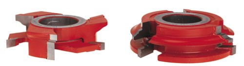 Freud UP261 Ogee Profile Shaper Cutter Set For 3/4-Inch Rail And Stile Doors, 1-1/4 Bore