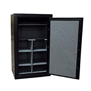Homak 16-Gun Fire Resistant Steel Safe HS50131160 Review