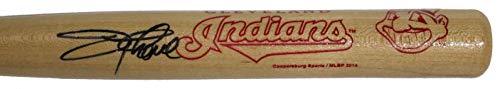 Jim Thome Cleveland Indians Signed Autographed Mini Bat