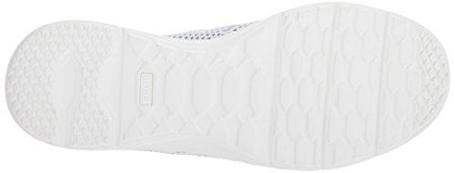 Skechers Bobs Damen Sneaker Weiß/Silber 31356 WSL, EU 38