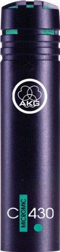 AKG C430 Professional Miniature Condenser ()
