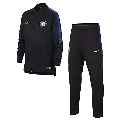 Tuta Sponsor plyr nero Royal no Bambino Nike game Gold truly J Da Inter Nero Knit Calcio anqxFSw