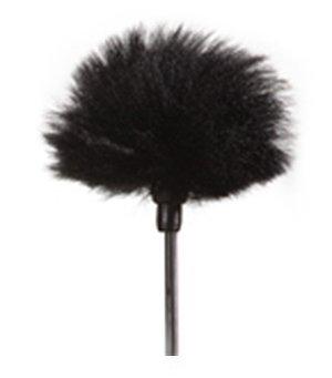 WindCutter Fur Microphone Windscreen for Lavalier / Lapel Mic - Reduce wind noise rumble!