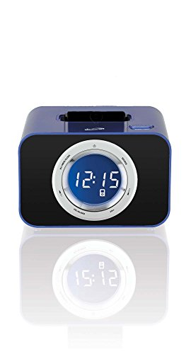 iLive ICP211BU Digital Clock iPhone