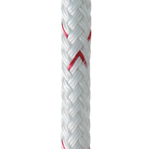 New England Ropes 10' of 7/16'' (11mm) Sta-Set X White
