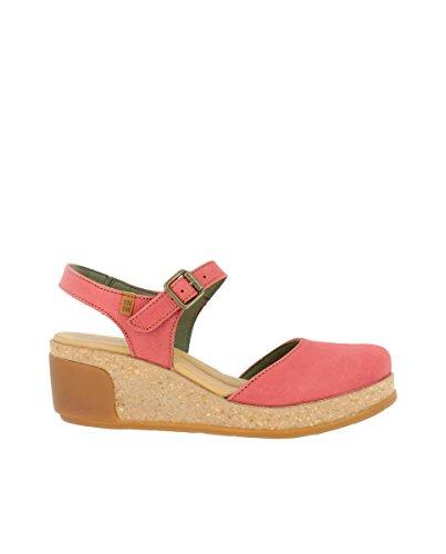 El Naturalista N5001 Pleasant Sandalo/Leaves Pink Woman Sandals Buckle g27bMgG