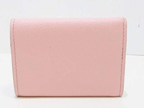 newest 9dcaa b2961 ジミーチュウ)Jimmy B07QCPJQ4T 【中古】 ピンク 3つ折り財布 ...