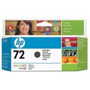 HP ヒューレットパッカード インクカートリッジ 純正 【HP72M】 マットブラック(黒) [簡易パッケージ品] B0789GG8D3