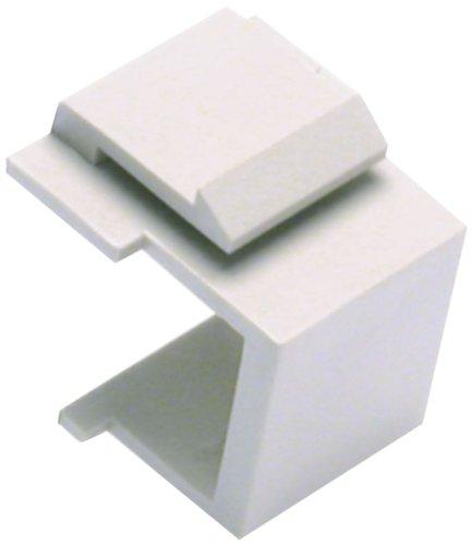 - Shaxon BM303WIN-10-B, Keystone Blank Insert - White, 10 Pack