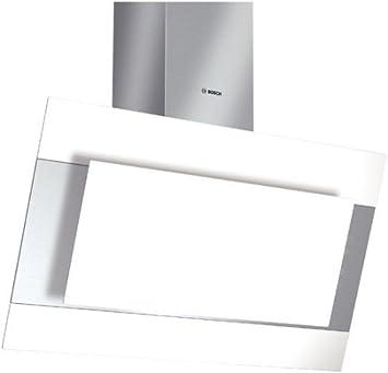 Bosch Wandhaube Dwk09m720 Dunstabzugshaube Weiss Amazon De Elektronik