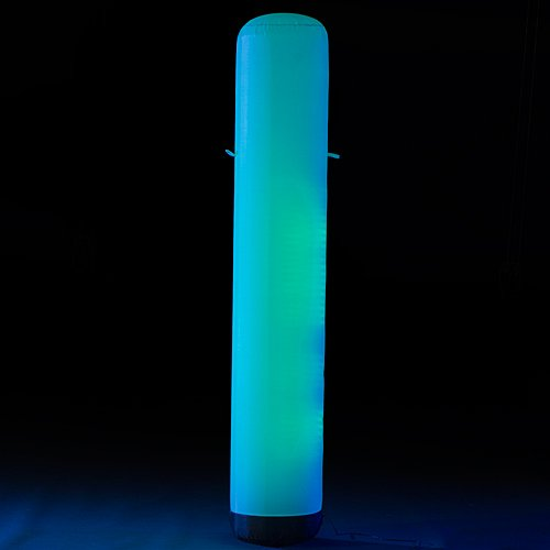 Inflatable Color Changing Column