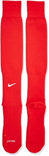Nike Classic II Sock, Calcetines Unisex Rojo (Red/White)