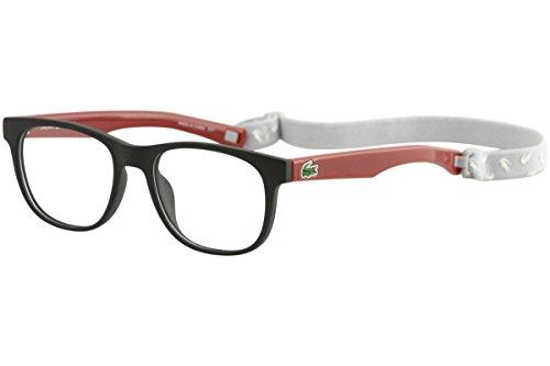 - Eyeglasses LACOSTE L 3621 001 MATTE BLACK