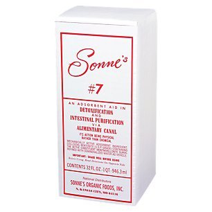 Sonnes, Bentonite Liquid No 7, 32 Ounce