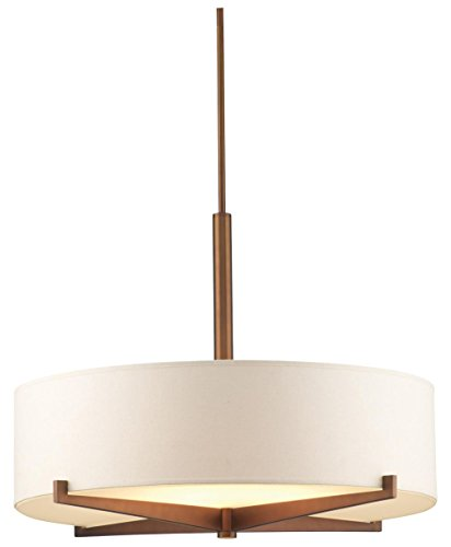 Fisher Island Drum Pendant By Forecast Lighting