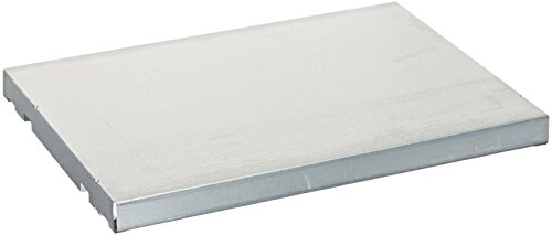 Justrite 29936 SpillSlope Galvanized Steel Shelf, 19-5/8