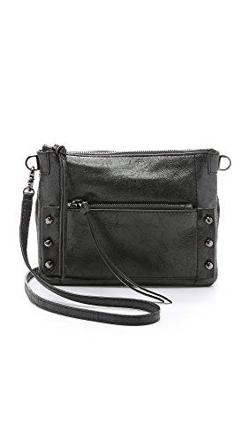 Botkier Women's Warren Cross Body Bag, Black, One Size by botkier