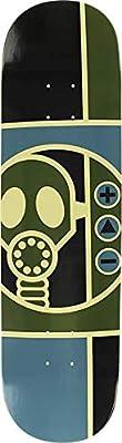 """Alien Workshop Skateboard Deck Gas Mask 8.125"""" from Alien Workshop"""