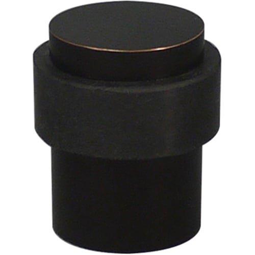 INOX DSIX02-10B Cylindrical Floor Mount Door Stop, Oil-Rubbed Bronze