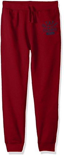 The Children's Place Big Boys' Fleece Jogger, red Colonial, L (10/12) ()