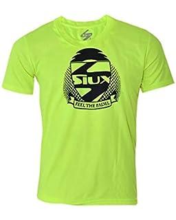 Siux Camiseta Entrenamiento Negra: Amazon.es: Deportes y ...
