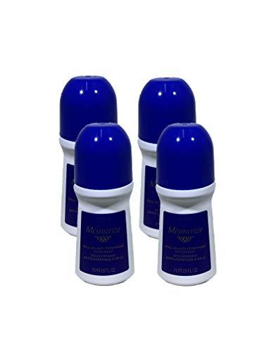 Avon Set of 4 Mesmerize - Avon Perfume On Roll