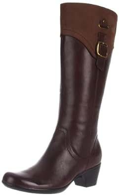 Clarks Women's Ingalls Delaware Boot,Brown,7 N US