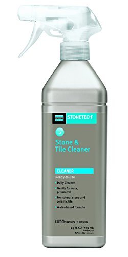- StoneTech Daily Cleaner for Stone & Tile cleaner, 24-Ounce (.710L) Spray Bottle