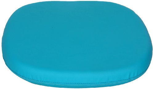 (Control Brand Dc323 Tulip Chair Replacement Cushion, Blue)