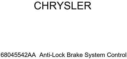 Genuine Chrysler 68045542AA Anti-Lock Brake System Control