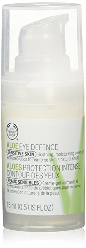 The Body Shop Aloe Vera Eye Defence  0 5 Fluid Ounce
