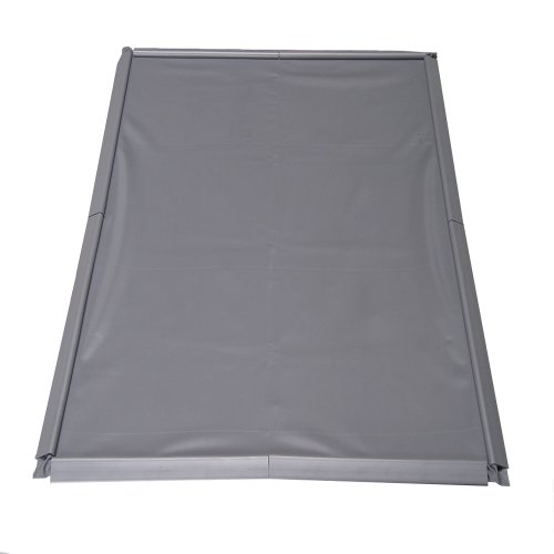 Auto Care Products 70034 Clean Park 3' x 4' Heavy Duty Oil Drip Mat with 50-mil Vinyl Sheeting