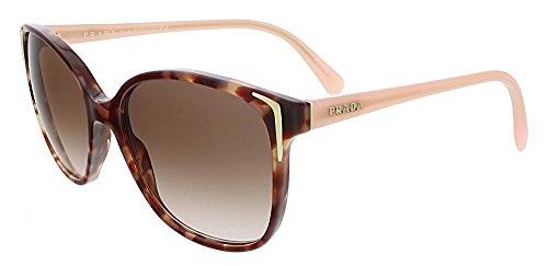 spotted brown pink prada pr01os 太阳镜太阳眼镜