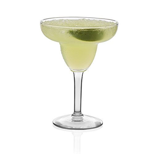 Libbey Margarita Party 12-piece Glass (Acrylic Margarita Glasses)