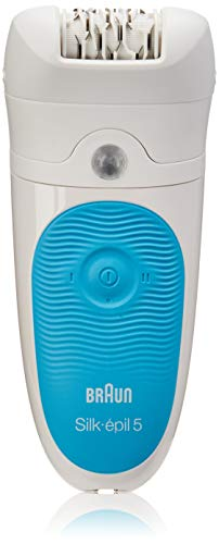 Braun Silk-épil 5 5-511 - Wet & Dry Cordless Electric Hair Removal Epilator for Women
