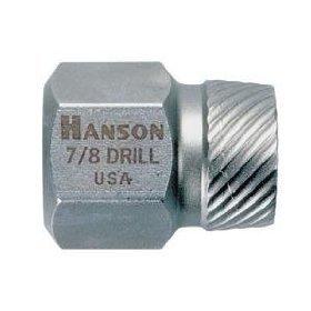 hex head multi spline screw