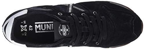 Negro Sneakers Noir 294 Basses Adulte Massana Mixte Munich xp5YwPqW