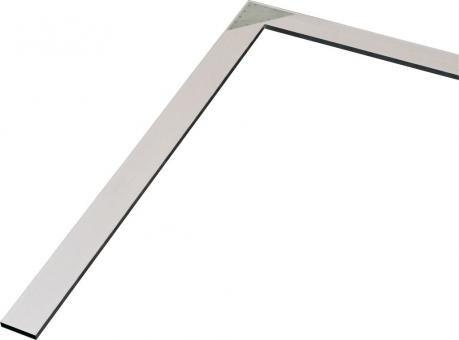 Triuso TRIUSO-Alu-Winkel 150 x 100 cm Alulatte Latte Abziehlatte Alulatte Setzlatte Flachwinkel