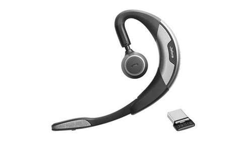 Adaptor Jabra Bluetooth - Jabra (6630-900-105) Bluetooth Commercial Headset with Intuitive Call Control and USB Adaptor for full Integration with your PC and Unified Communications Solution