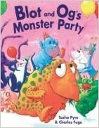 Book Blot And Og's Monster Party