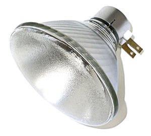 Sylvania 14630 - 90PAR/CAP/3SP12 120V PAR38 Halogen Light Bulb Par 38 Side Prong