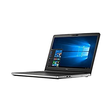 Dell Inspiron 15.6 FHD Touchscreen Laptop, Intel Core i7-6500U, 8GB RAM, 1TB HDD, DVD, Backlit keyboard, HDMI, Bluetooth, 802.11ac, DVD, RealSense 3D Webcam, Win10-MaxxAudio Pro