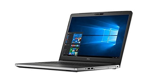 Dell Flagship Inspiron 15 5000 15 6  Full Hd Laptop   1920 X 1080 Touchscreen   Intel Core I7 6500U   Hd Graphics 520   8Gb Ram   1Tb Hdd   Dvd Rw   Wifi   Bluetooth   Windows 10  Silver