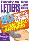 img - for Ready-To-Use Letters for Youth Ministry book / textbook / text book