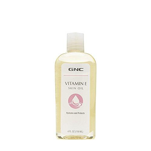 GNC Nourish Skin Vitamin E Skin Oil 4oz